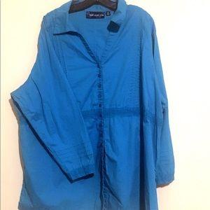 Susan Graver 3X long sleeve shirt